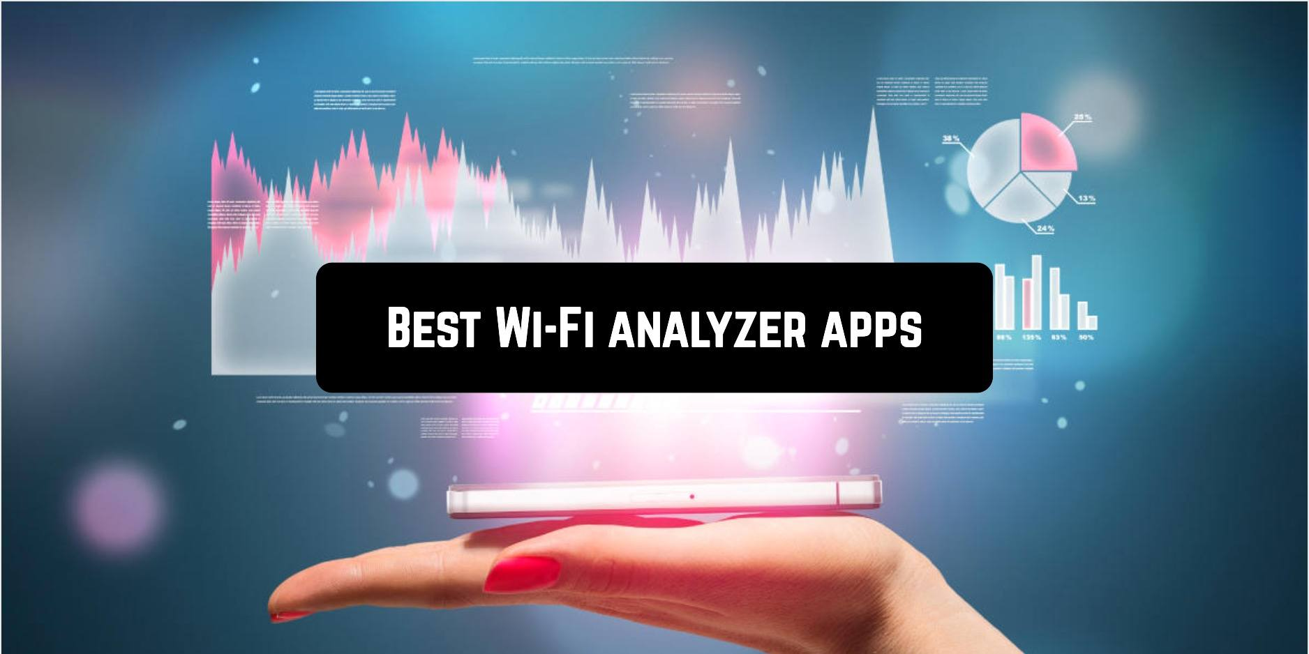 Best Wi-Fi analyzer apps
