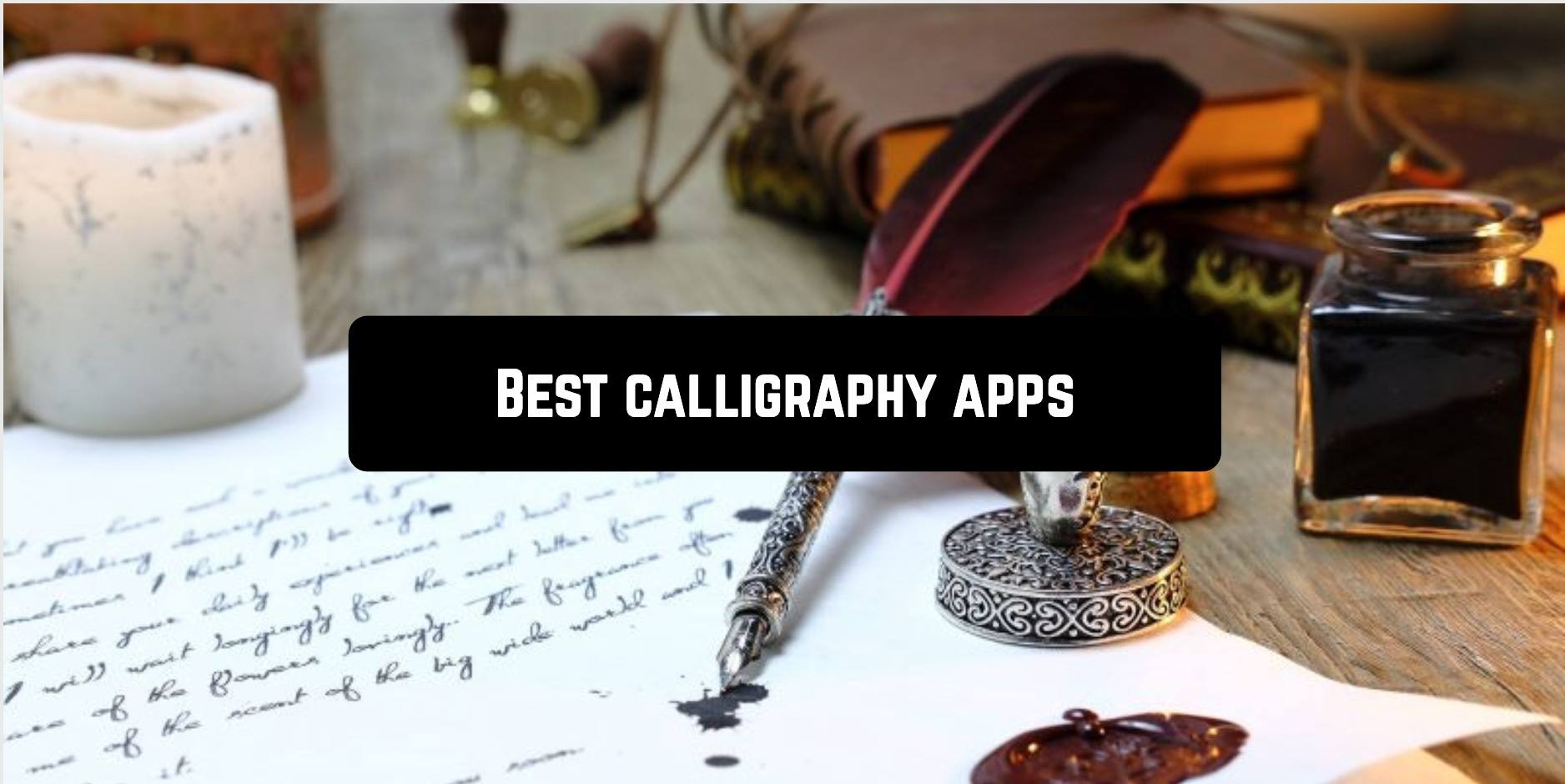 Best calligraphy apps