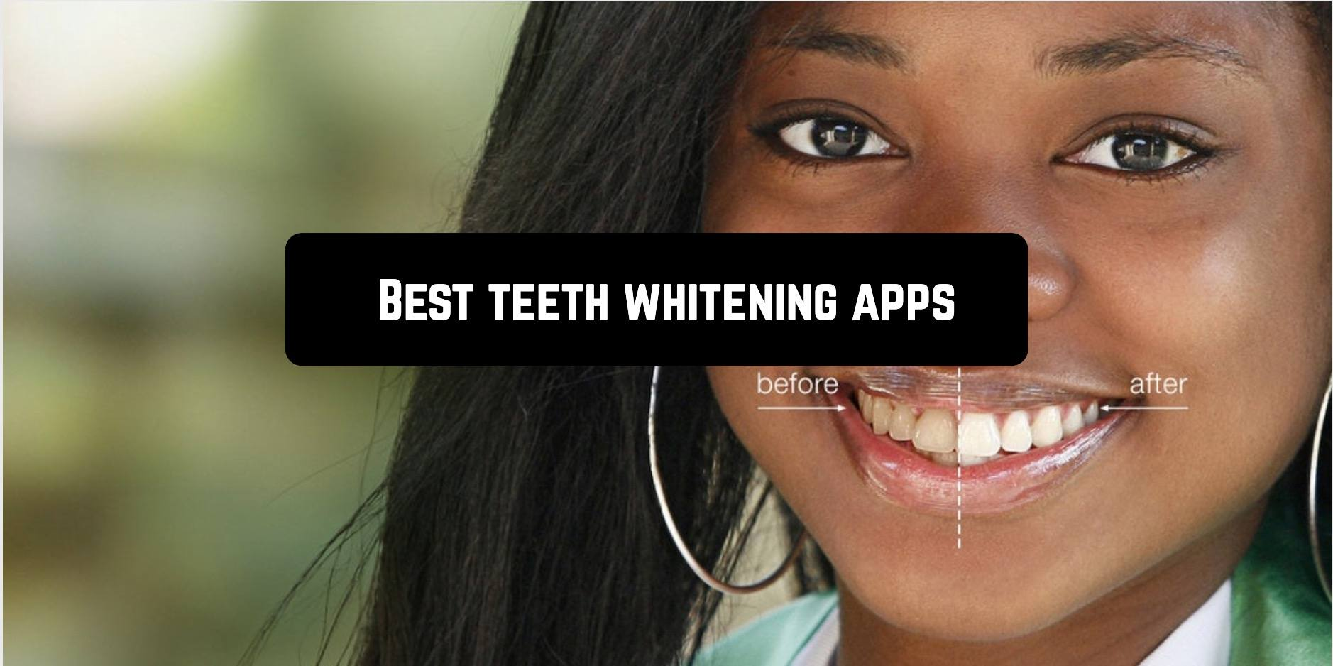 Best teeth whitening apps