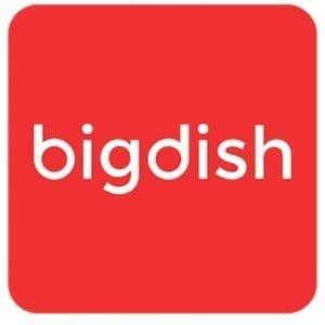 BigDish Dining logo