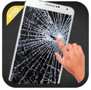 Broken Screen Prank logo