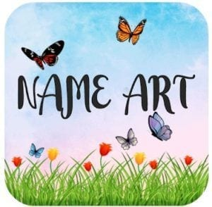 Calligraphy Name Art Maker logo