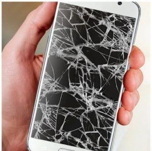 Crack your Mobile Screen prank logo