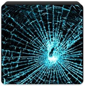 Cracked Screen logo