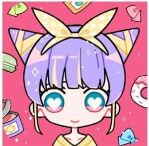 Cute Girl Avatar Maker logo