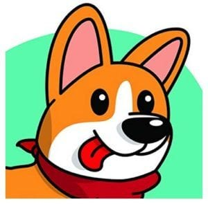 Dog Training, Whistle, Clicker and Sounds logo
