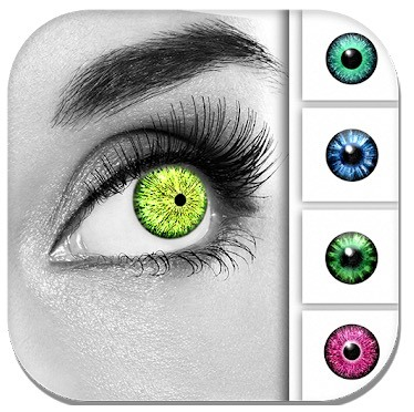 Eye Color Changer Editor logo