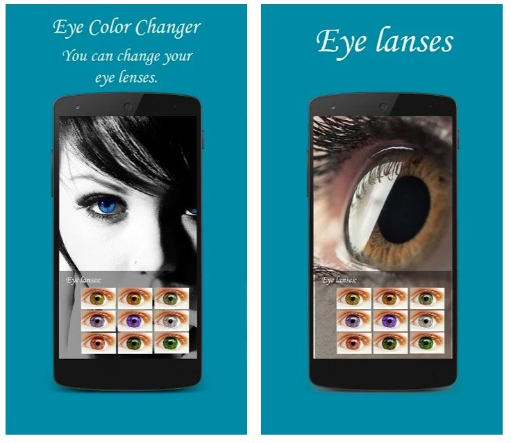 Eye Color Changer Real