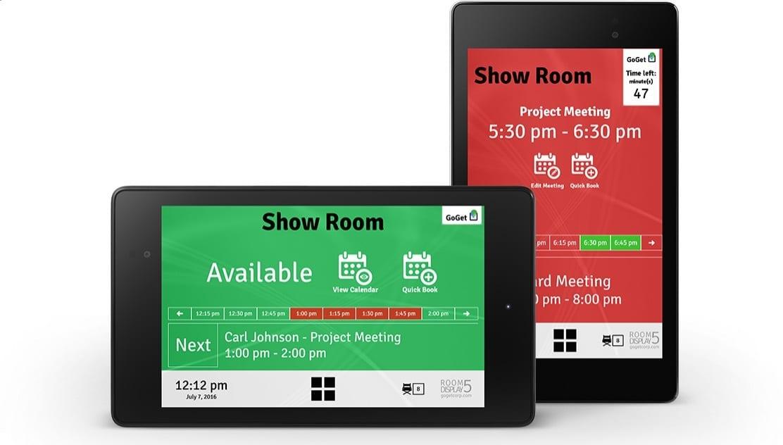 Meeting Room Display 5