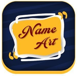 Name Art Maker - Calligraphy Name Maker logo