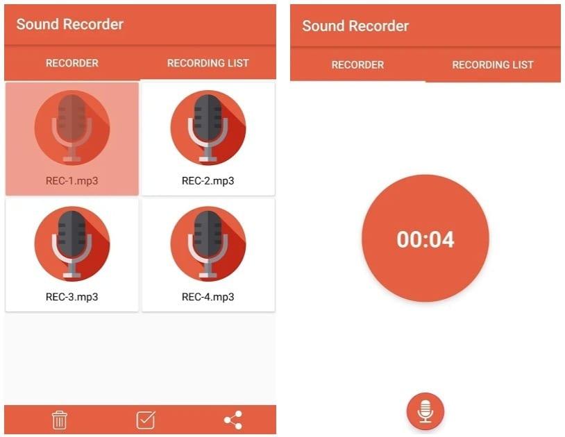 Spy Sound Recorder