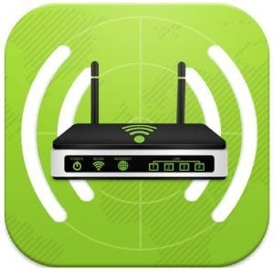 Wifi Analyzer- Home & Office Wifi Security logo