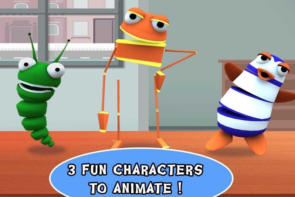 Animate Me! app
