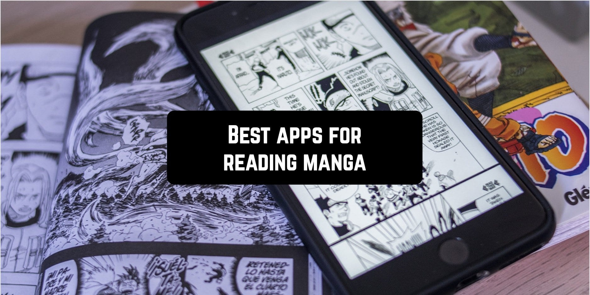 Best Android apps for reading manga