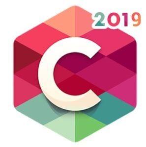 C launcher logo