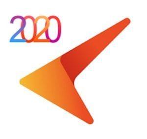 CM Launcher 3D logo