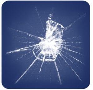 Crack Your Screen Prank logo