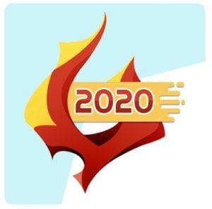 New Launcher 2020 logo