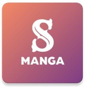 Super Manga - Manga Reader logo