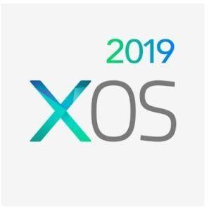 XOS Launcher logo