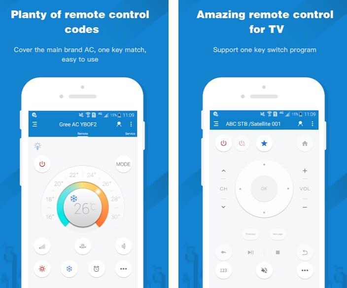 Universal TV Remote-ZaZa Remote
