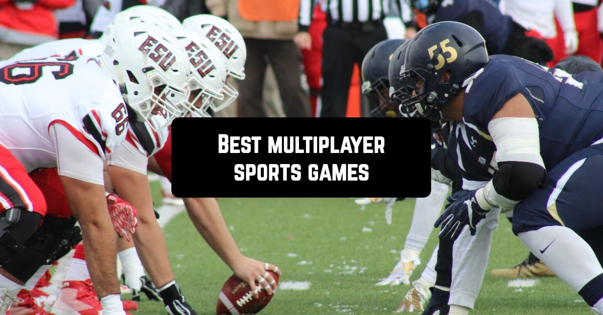 Best multiplayer sports games