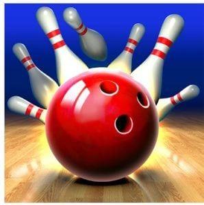 Bowling King logo