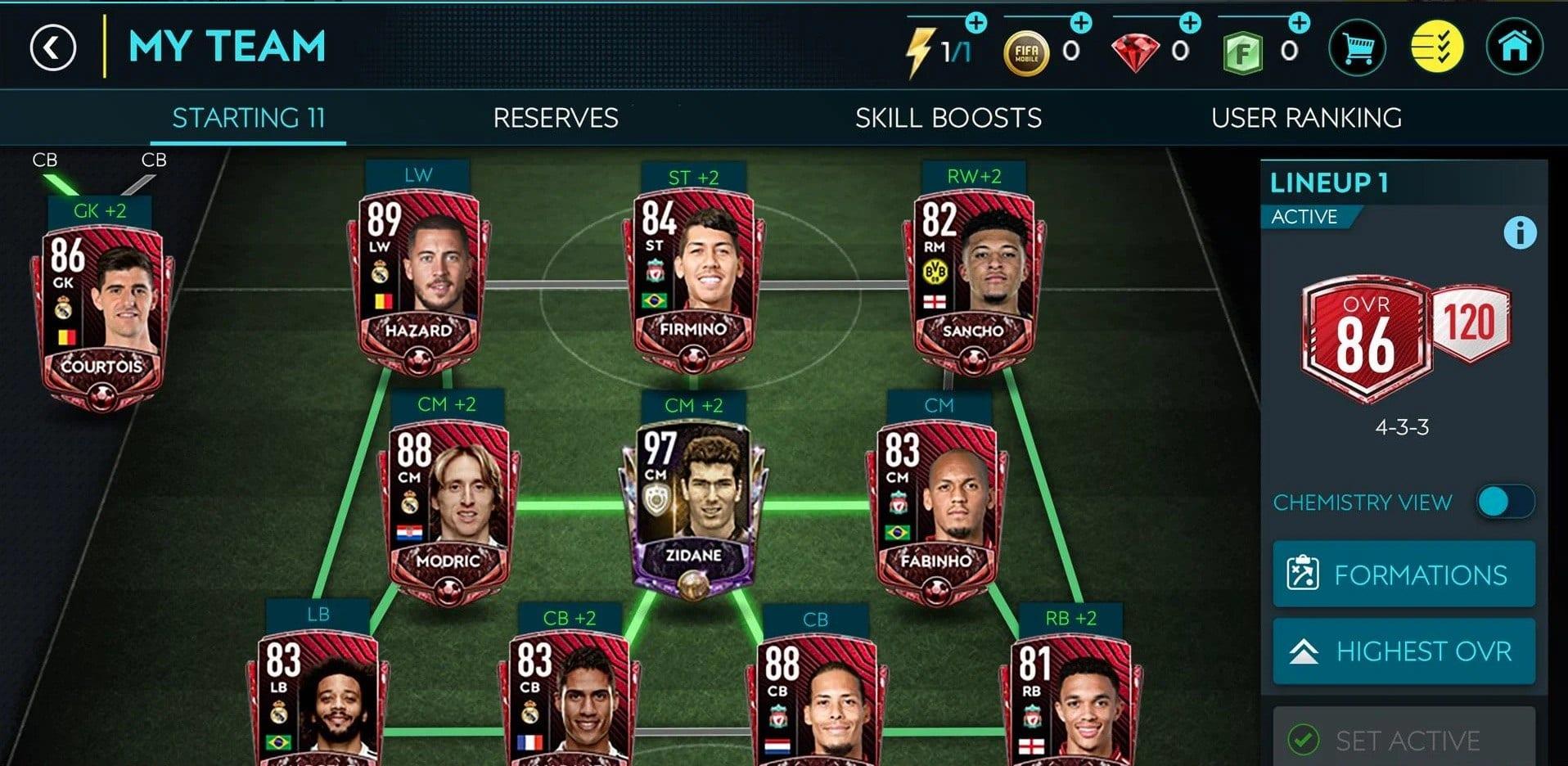 FIFA Soccer app