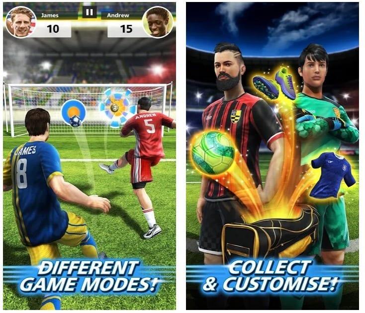 Football Strike - Multiplayer Soccer app