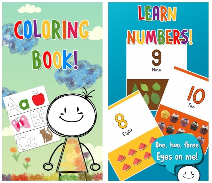 Kids Learning Box app