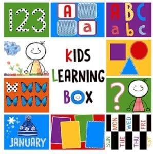 Kids Learning Box logo