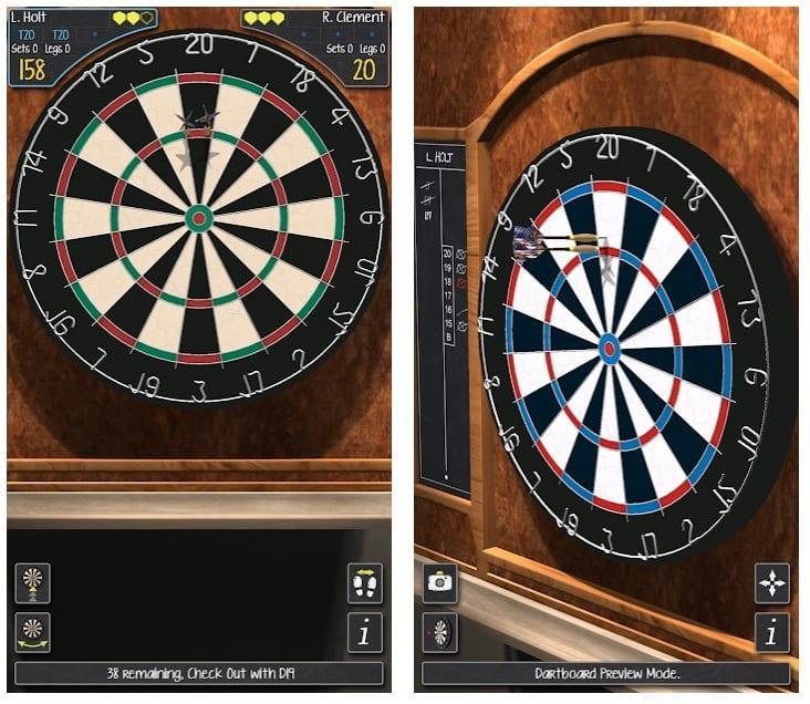 Pro Darts 2020 app