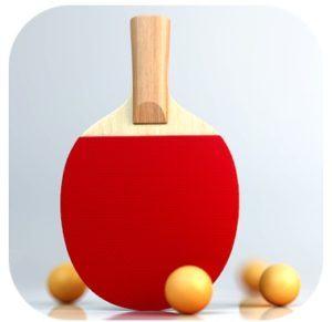 Virtual Table Tennis logo