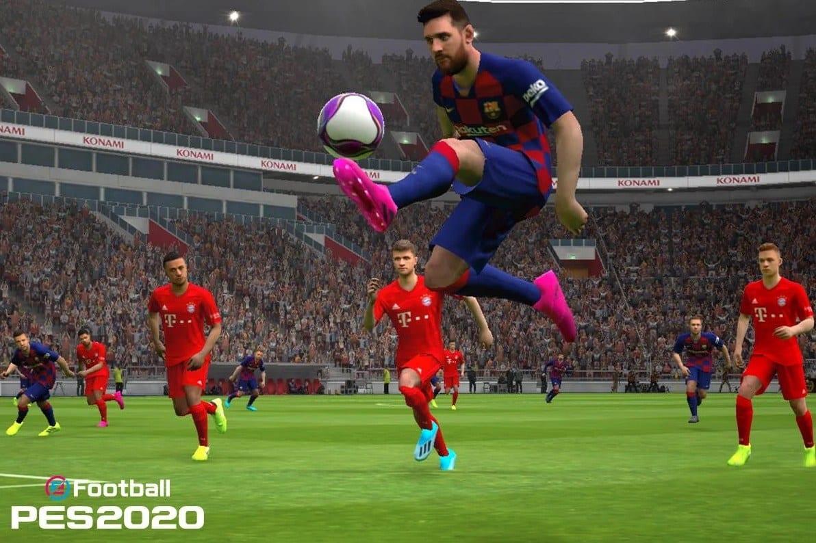eFootball PES 2020 app