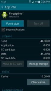 How to fix Android apps close automatically screen 2