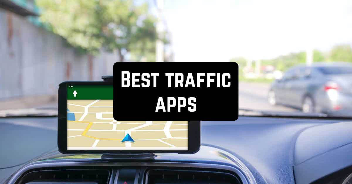 Best traffic apps