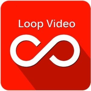 Looping Video - Video Boomerang logo