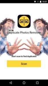 Remo Duplicate Photos Remover screen 2