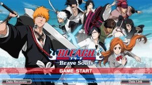 BLEACH Brave Souls screen 1