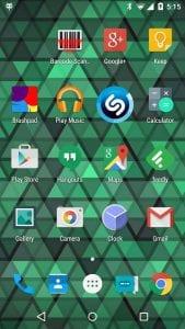 Brashpad screen 1