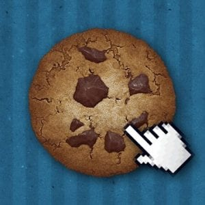 Cookie Clicker logo
