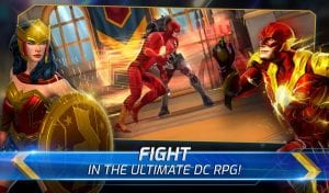 DC Legends: Battle for Justice screen 1