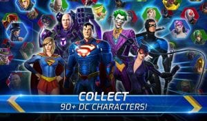 DC Legends: Battle for Justice screen 2