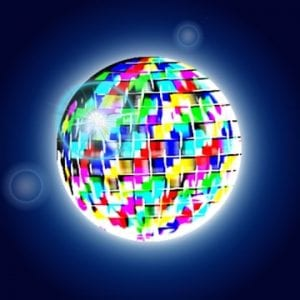 Disco Light logo