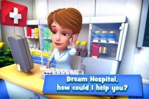 Dream Hospital screen 1