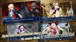 Fate/Grand Order screen 1