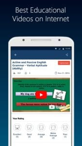 GMAT 2020 prep App-Aptitude Verbal Mock Test Paper screen 3