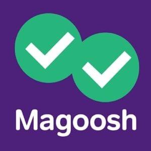 GRE Prep & Practice by Magoosh logo