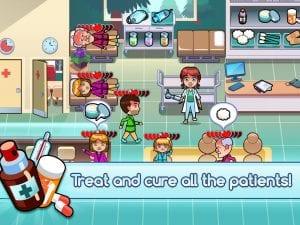 Hospital Dash screen 1