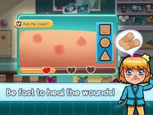 Hospital Dash screen 2